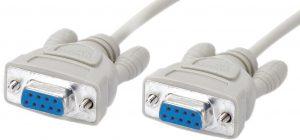 Null Modem Cable 2m (CASIO Comms)