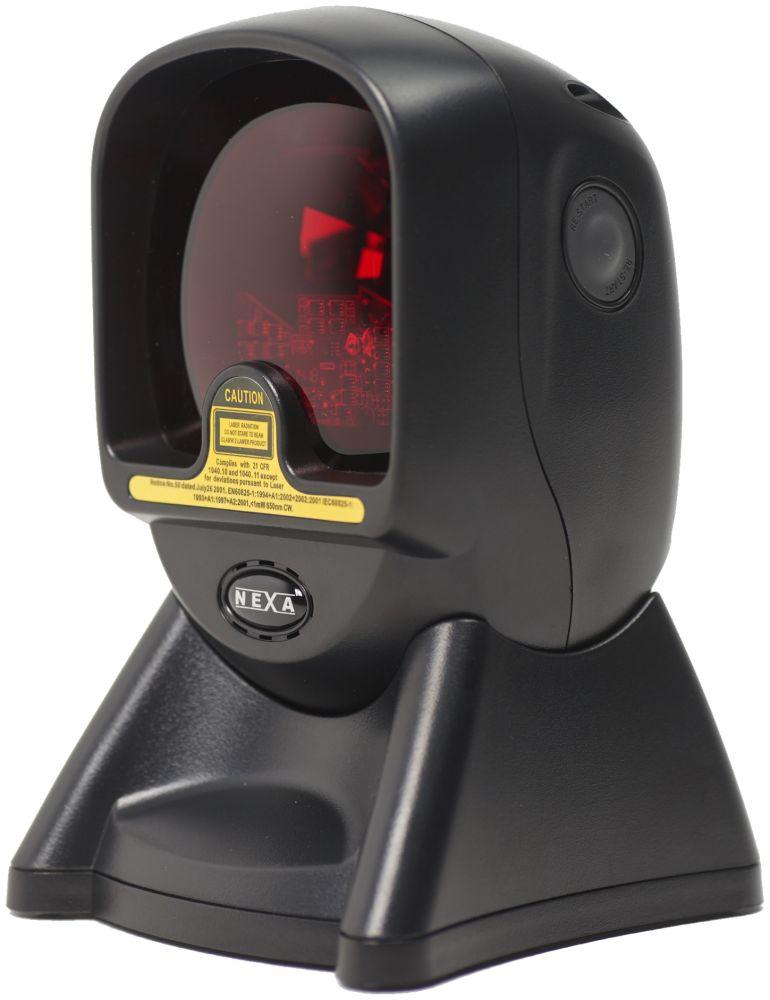 Nexa Bl-8040 B/Top Scanner Ser Desktop 1D Barcode Scanner