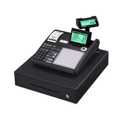 Casio Sec3500 Cash Register