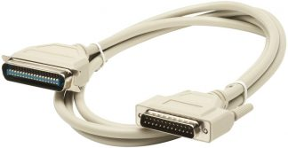 2m Parallel Printer Cable