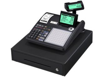 Dual Roll Cash Registers
