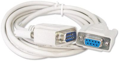 Serial Extension Cable 2m Db9 M-F