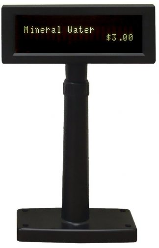 Vfd-860 Display Black Usb