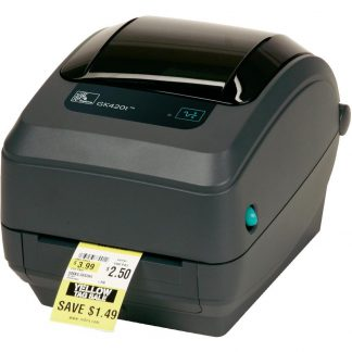 "Zebra Gk420t 4"" Thermal Transfer Ethernet"
