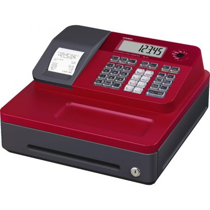 casio seg1s red cash register
