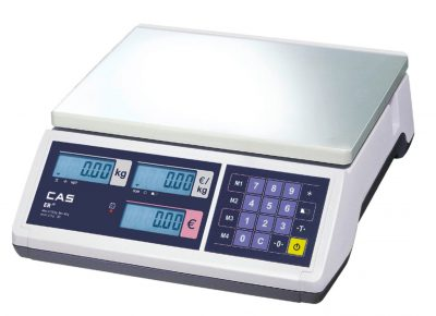 Cas Er Junior 15kg Scale