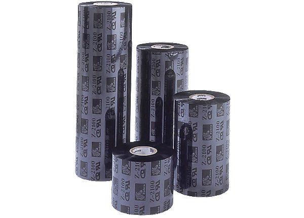 thermal ribbon for label printers
