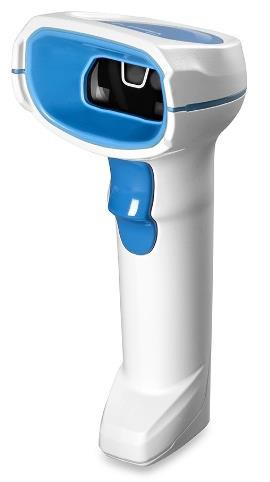 Zebra Ds8178-hc Bluetooth Barcode Scanner - 2d White Magnetic