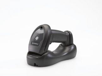 Zebra Li4278 1d Cordless Barcode Scanner Kit - USB Cradle - Black