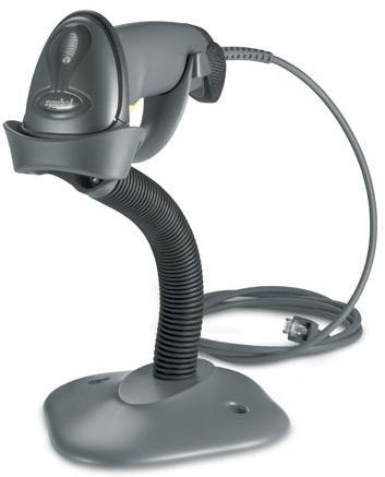 Zebra Scanner Kit Ls2208 Usb Blk Stand