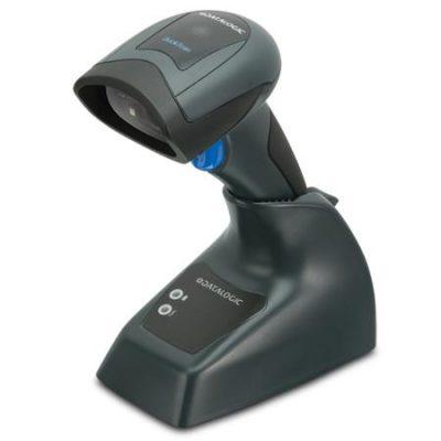Datalogic Quickscan 2d Qbt2430 Usb Kit Bluetooth Barcode Scanner - Black