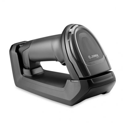Zebra Ds8178 Bluetooth Barcode Scanner Kit  - 2d Standard Range Black