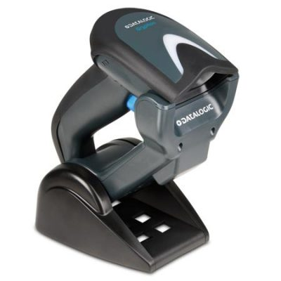 Datalogic Gryphon Gm4400 2d Usb Kit Black Barcode Scanner