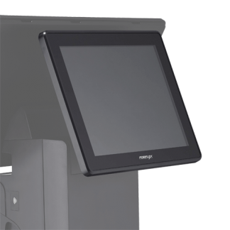 POSIFLEX 9.7 Inch LCD Touch Monitor USB - Black