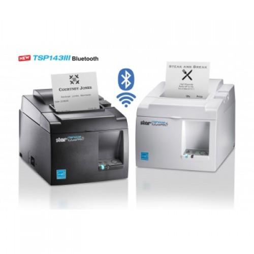 star TSP143III receipt printer bluetooth apple osx