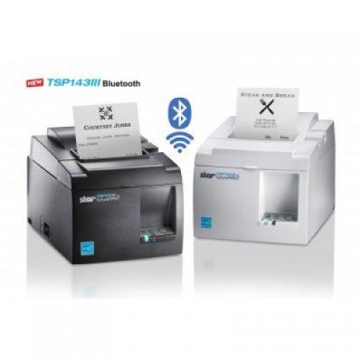 star TSP143III receipt printer bluetooth windows