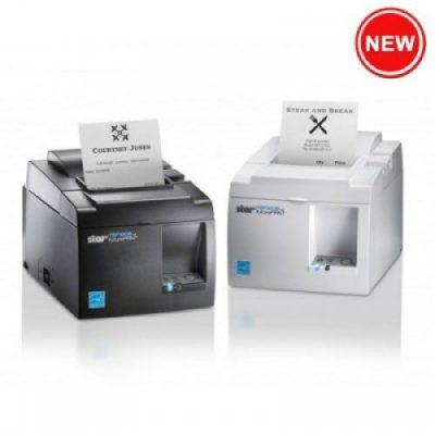 star TSP143III receipt printer ethernet lan