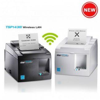 star TSP143III receipt printer wlan wifi