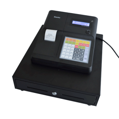 Single Roll Cash Registers