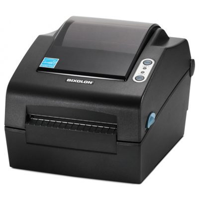 bixolon slpdx420 direct thermal label printer ethernet-parallel-usb-4inch-203dpi