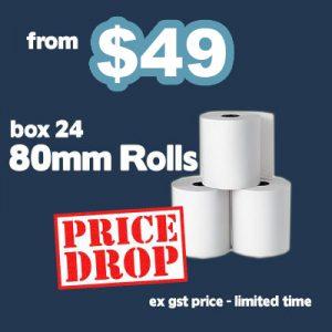 receipt rolls on sale